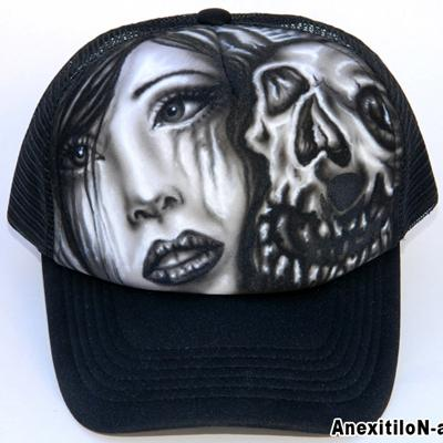 Catatonia Girl Cap By Savvas Koureas 7 2014 Lowrider Atr