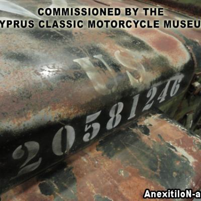 Willys Jeep Of The Cyprus Classic Motorcycle Museum By Anexitilon