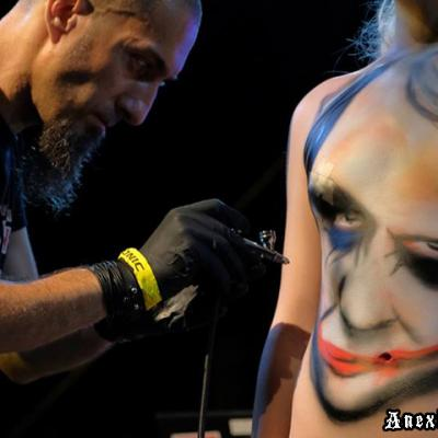 Airbrush Artist Body Painting Body Art By Anexitilon