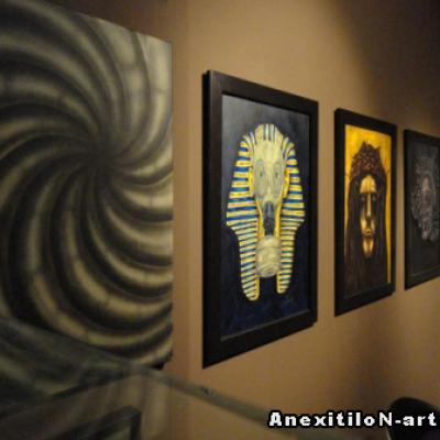 Anexitilon Art Design Studio Nicosia Cyprus Darkwave Gallery